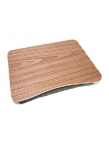 Lak-Daro Wooden Lapdesk Mobile workplace lap tray  mrown