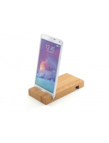 Wooden mobile holder by Lak-Daro