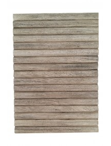 Lak-Daro Wooden Mats old wooden color