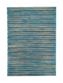 Lak-Daro Wooden Mats old wooden blue color