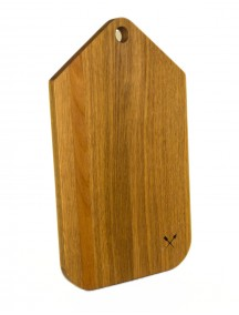 Wooden  Chopping Board Rectengular with the hole to hang by Lak-Daro